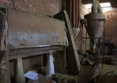 へナ乾燥工房